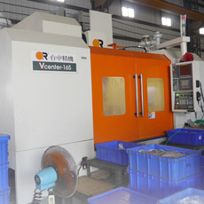 Computer controlled milling machine for air tool's (drilling machine) machining