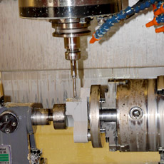 Precision CNC Machining is performed to create high quality pneumatic tools