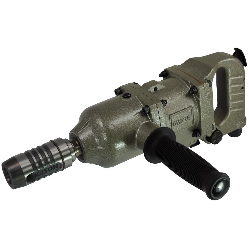Heavy Duty Reversible Pneumatic Drill (600-1000rpm)